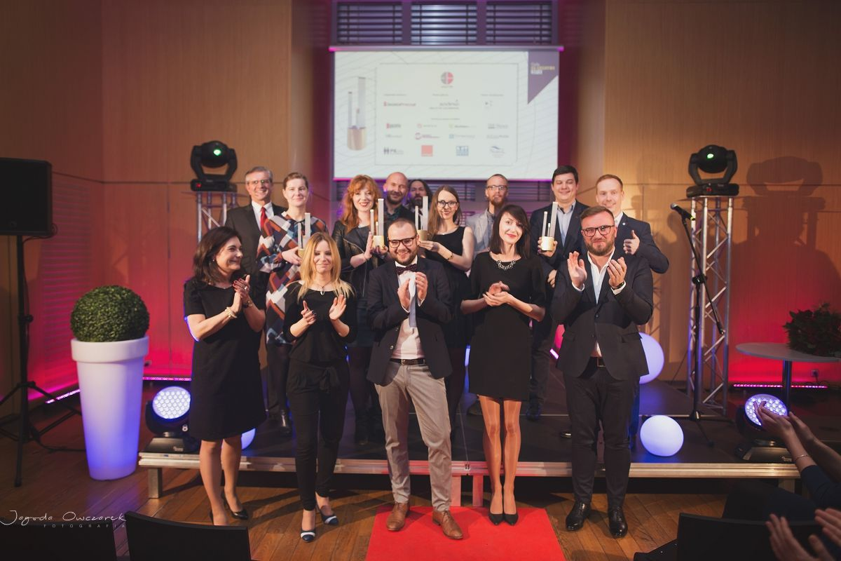 Laureaci i jurorzy, Gala EB Kreatory 2015