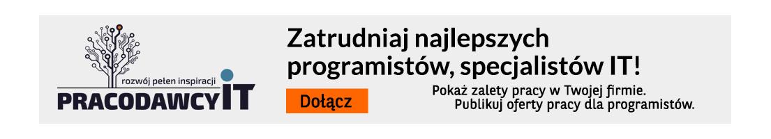 oferty pracy dla programistów