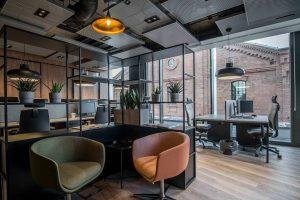 projektowanie biur aranżacja