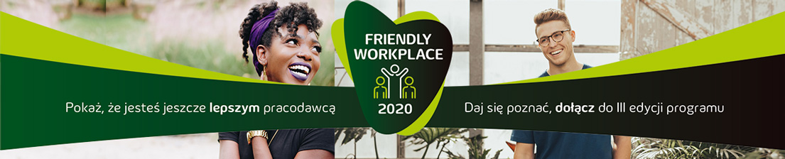 Friendly Workplace 2020