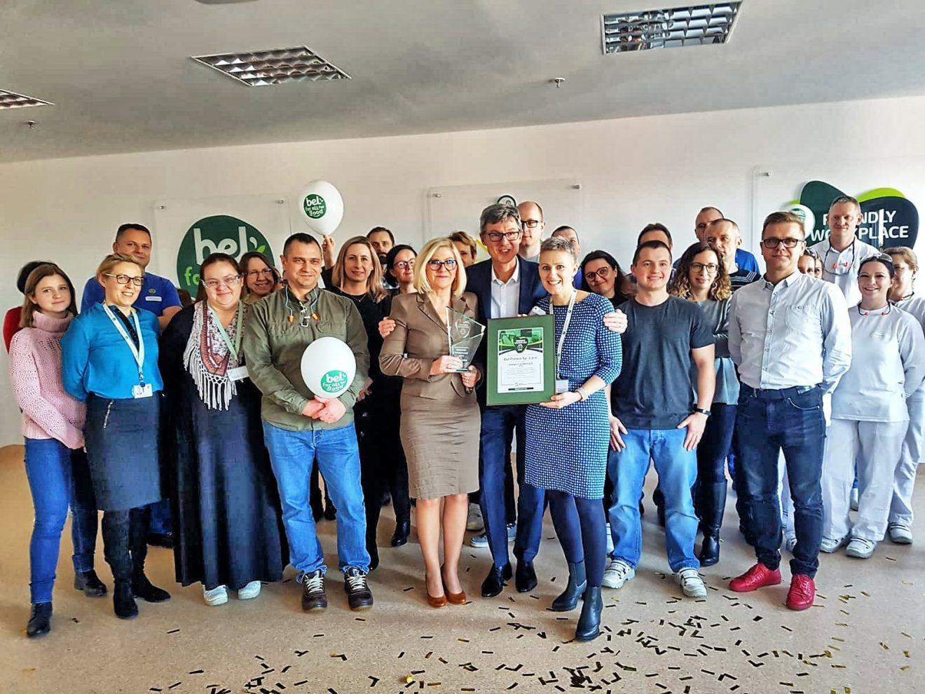 Friendly Workplace Bel Polska 6
