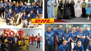 DHL Friendly Workplace